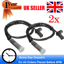 2 Replacement ACP Rear Wheel Speed Sensor For BMW 1 3 Series E88 E90 E91 E92 E93