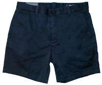 "NWT 34 Vineyard Vines 7"" Breaker Short Navy Blue Cotton Spandex Casual Shorts"