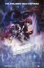 "Star Wars movie poster - Empire Strikes Back poster 11"" x 17""  Star Wars poster"