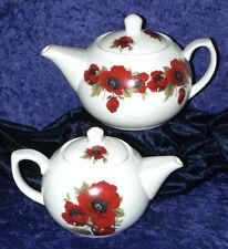 Porcelain Microwave Proof Floral Teapots