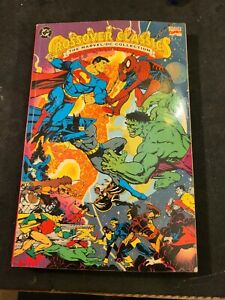 Crossover Classics The Marvel/DC Collection 1991