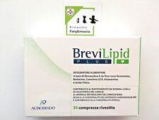 BreviLipid PLUS 30 compresse Integratore CONTROLLO COLESTEROLO - Aurobindo