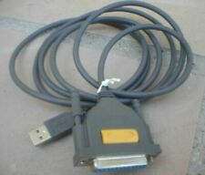 PRINTER CABLE - USB to 25 pin Female