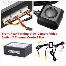 Parking Camera Video Converter Channel Auto Switch Mirror Camera Control Box