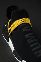 adidas PHARRELL X NMD HUMAN RACE 'BLACK' CBLK/CBLK/WHT - BB3068
