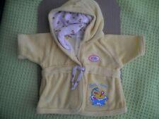 Puppen & Zubehör Zapf BABY BORN BADEMANTEL für die Puppe schmuseweich rosa pink türkis