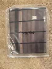 New Calvin Klein Standard Pillow Sham Dusky Reeds Dusk