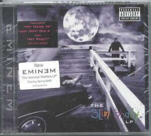 EMINEM - THE SLIM SHADY LP [PA] NEW CD