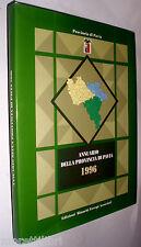 Annuario della Provincia di Pavia, 1996
