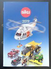 siku Katalog 2019 DIN-A-4, 93 Seiten, 1:50, Farmer, Control, World, Wiking 1:32