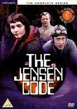 The Jensen Code - Complete (2 DVD / Dai Bradley 1973)