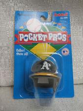 1997 Oakland Athletics Riddell Pocket Pros Baseball Mini Helmet