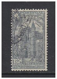 Portugal - 1931, 1E25 St. Anthony stamp - G/U - SG 857
