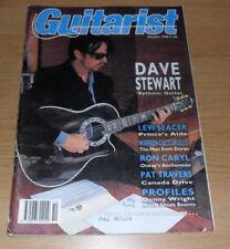 Il chitarrista MAGAZINE, Ottobre 1990