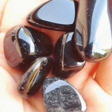 Obsidienne Noire Argentée du Mexique Lot Naturel Minéraux Verre Volcanique