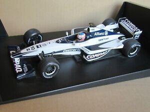 740M Minichamps Williams BMW FW22 F1 Compaq 2000 Button 1:18