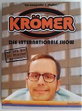 Kurt Krömer - Die internationale Show, DVD 3er+Bonus, Staffel 1, neuwertig