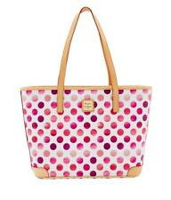NWT Dooney & Bourke Dots Tote