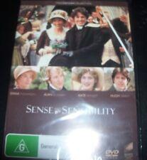 Sense & sensibility (Emma Thompson Hugh Grant) (Australia Region 4) DVD – New