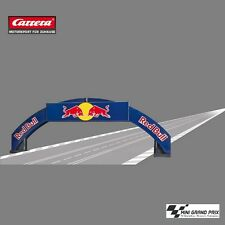 Carrera Red Bull Curve 21125