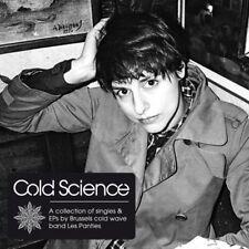 Cold Science - Les Panties (2016, CD NEUF)
