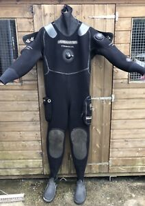 Commercial Northern Diver Dive Master Dry Suit