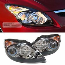 OEM Projection Black Bezel Head Lamp LH RH for HYUNDAI 2008-2012 Elantra Touring