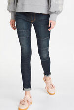John Lewis - AND/OR Abbot Kinney Patch Skinny Jeans - W34
