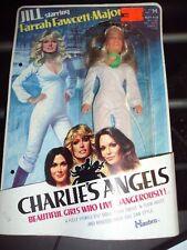 Hasbro 1977 Charlies Angels Farrah Fawcett (Jill Munroe) Doll