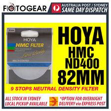Genuine HOYA HMC ND400 Netural Density NDx400 Multi-Coated 82mm Filter AUSPOST