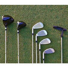 Men's 7 Piece Set of Golf Clubs - Right Handed