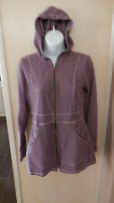 LUCY  Lavender Athletic Jacket with Hood  Size  SP    SUPER CUTE!!!!!