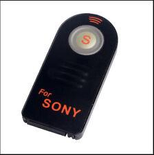 Infrared Remote Control for Sony A7r III A7s II A9 A6000 A6300 A6500 NEX Camera