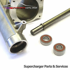 Jaguar XFR Supercharger Snout REBUILD SERVICE X250 2009 2010 2011 2012 5.0