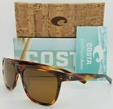 NEW Costa Apalach Sunglasses Tortoise Copper 580G APA 10 OCGLP Glass AUTHENTIC