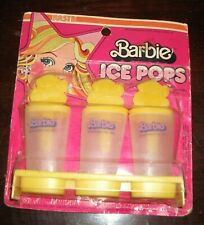 1979 Mattel Barbie Ice Pops Still in Package Extremely Rare Vhtf