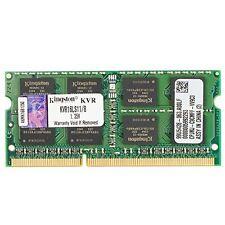 Kingston Technology 8GB 1600MHz DDR3L (PC3-12800) 1.35V Non-ECC CL11 SODIMM