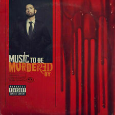 Eminem CD NEW MUSIC TO BE MURDERED By Slim Shady *ORIGINAL* USA SELLER!