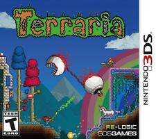 Terraria 3DS PAL *NEW!* + Warranty!