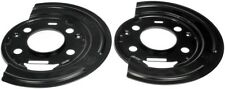 Brake Backing Plate Rear Dorman 924-223