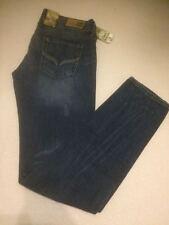 9d9160aa3d MANGO Lizzy Slim Straight Leg Low Rise Jeans  Size EU 40  US 8