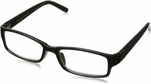 Foster Grant Derick Classic Square Men's Reading Glasses