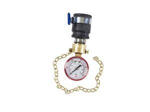 Dickie Dyer Water Pressure Gauge 80psi 0 - 6 bar (90.079)