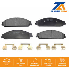 Front TEC Ceramic Brake Pads Fits Ford Five Hundred Freestyle Taurus Mercury