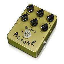 Joyo JF-13 AC Tone Vintage Tube Amplifier Effects Pedal Analog Circuit Bypass
