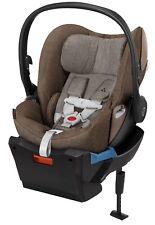 Cybex Cloud Q Plus Infant Baby Car Seat & Base with Load Leg 2018 Cashmere Beige
