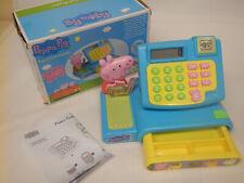 Peppa Pig Electronic Cash Register Kids Shop  #604