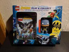 Funko Pop Nintendo Wii LEGO BATMAN Glow in the Dark Exclusive DC Comics