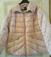 Bonita para mujer Chaqueta de Invierno Abrigo/rosa, talla EU 46/UK 18