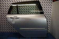 2010 RENAULT LAGUNA ESTATE RIGHT DRIVERS SIDE REAR DOOR SILVER (07-11)